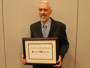 Putting the Needs of Others First—Ohio's 2017 Family Medicine Educator of the Year