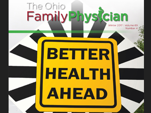Winter 2017 Issue of The Ohio Family Physician Published