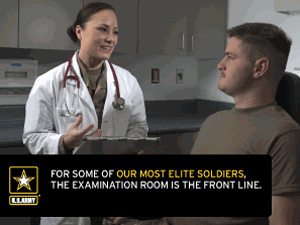 Play A Vital Role in the Lives of Our Nation's Defenders