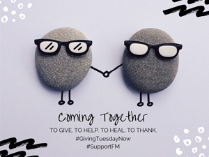 #GivingTuesdayNow Campaign Encourages Unity and Giving