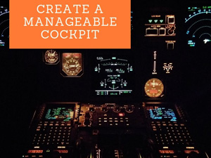 Creating a Manageable Cockpit for Clinicians: Fixing the Workplace, Not the Worker